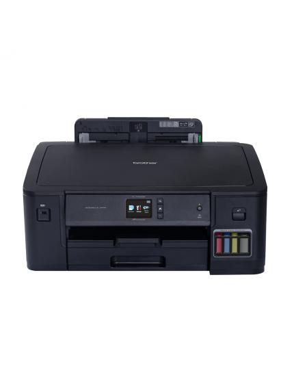 Impressora tanque de tinta Color A3 - 35 ppm/PB e 27 ppm/COR- BROTHER HL-T4000DW